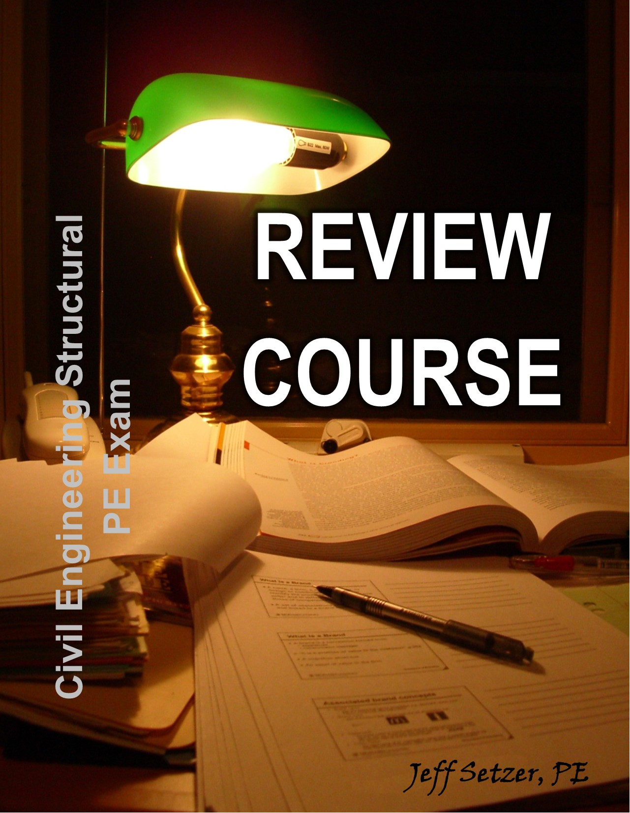 Civil Engineering Structural PE Exam Review Course